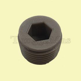 Plug Aro AODD Pump Parts 0.5 Inch | Part Number 93897-1