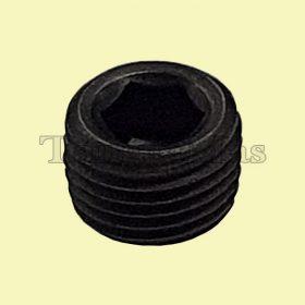 "Pipe Plug Aro 1 Inch series 1/8 - 27 NPT x 1/4"" Type 666... | Part Number Y227-2-L"
