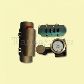 Air Valve Assembly by Wilden Pump Parts Jakarta