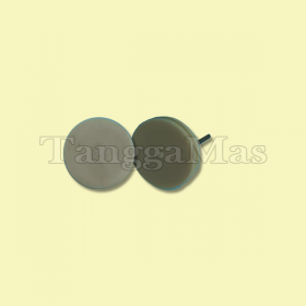 Air Valve End Cap without Guide-Bottom Wilden Model T15 3 Inch (Metal) | Part Number 15-2330-23