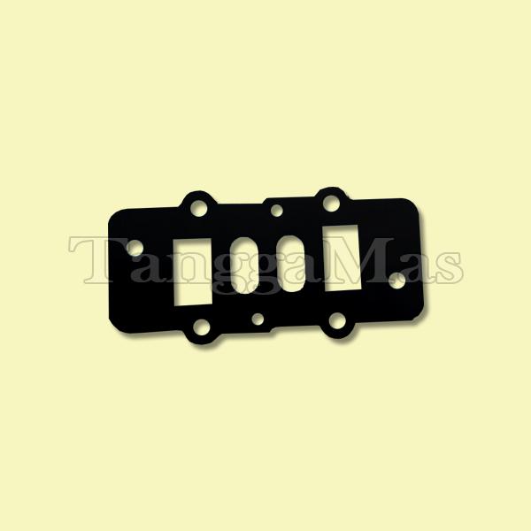 Air Valve Gasket-Buna-N® Wilden Model T153 Inch (Metal)   Part Number 15-2600-52