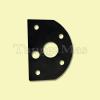 Block Gasket-Buna-N® Wilden Model T15 3 Inch (Metal) | Part Number 15-3520-52
