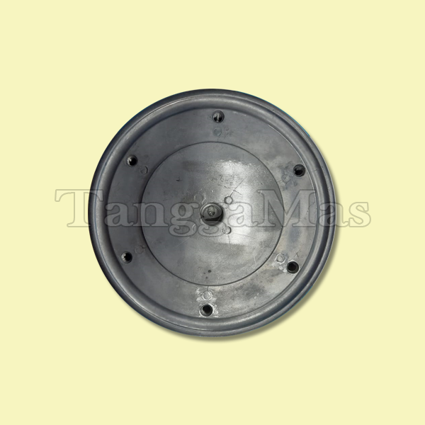 Piston-Outer-Rubber Fitted Wilden Model T15 3 Inch (Metal)   Part Number 15-4550-01