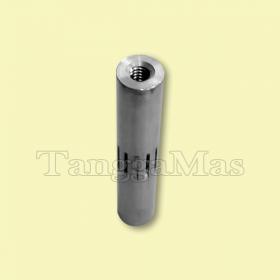 Shaft Wilden Model T1 1/2 Inch (Metal) | Part Number 01-3800-09-07