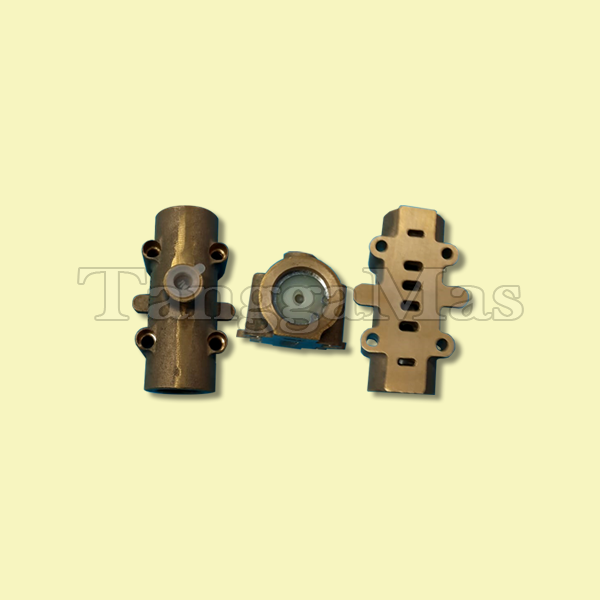 """02-2000-07-Air Valve Assembly for Wilden Model T2 (1"""") pump (metal & non-metal)"""