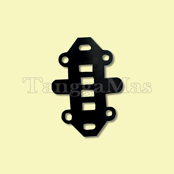 "02-2600-52-Air Valve Gasket-Buna-N® for Wilden Model T2 (1"") pump (metal & non-metal)"