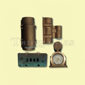 """08-2000-07-Air Valve Assembly for Wilden Model T8 (2"""") pump (metal & non-metal)."""