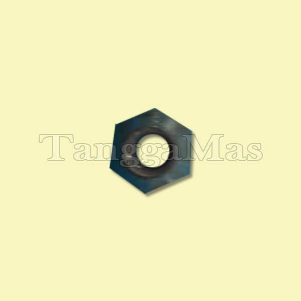"""Air Chamber Nut for Wilden 2 Inch   Model T8 series 3⁄8""""-16 (Metal & Non Metal)   Part Number 08-6550-08"""