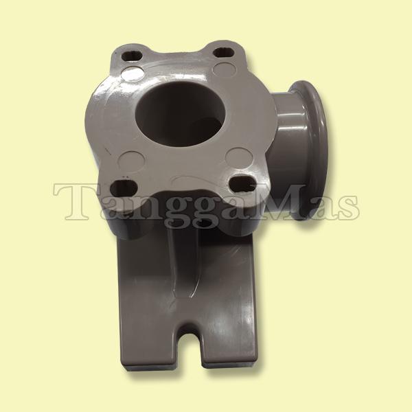 Manifold-Foot (Bottom) 93241-1 for ARO Pump 2 inch.