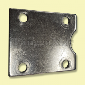 Plate (93707-1) for ARO Pump 2 inch.